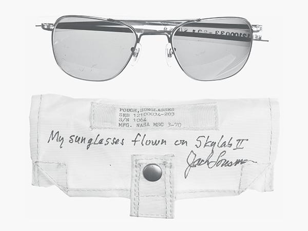 1969年に月面着陸したアポロ11号の乗組員が実際に使用したOriginal Pilot(オリジナルパイロット、当時はFG-58)