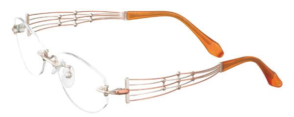 (写真1)Line Art CHARMANT(ライン アート シャルマン) XL1000 カラー:OR(オレンジ)。希望小売価格:49,350円。image by Charmant