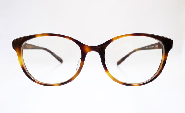 megane and me(メガネアンドミー) 「Adele」 カラー:Tortoise(写真)、Fresh Red、Black、Vintage Crystal。