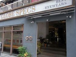 GLOBE SPECS 渋谷店