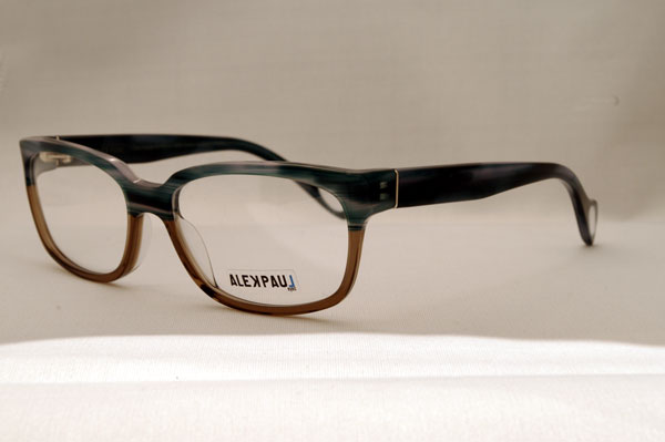 ALEK PAUL(アレック ポール) 2010年秋冬の新作メガネ~メガネ展示会 BLOW レポート