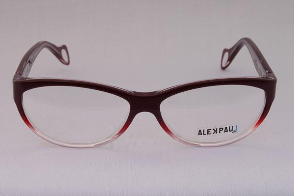 ALEK PAUL(アレック ポール)2011年春夏新作メガネ AP2114 カラー:03。