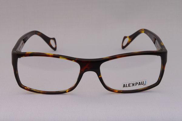 ALEK PAUL(アレック ポール)2011年春夏新作メガネ AP2112 カラー:02。