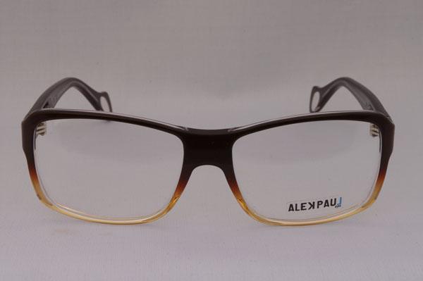 ALEK PAUL(アレック ポール)2011年春夏新作メガネ AP2111 カラー:02。