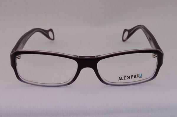 ALEK PAUL(アレック ポール)2011年春夏新作メガネ AP2113 カラー:02。
