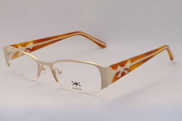 (写真12)BEAUSOLEIL(ボーソレイユ) 2011SS 新作メガネ MTA30 カラー:ORB。