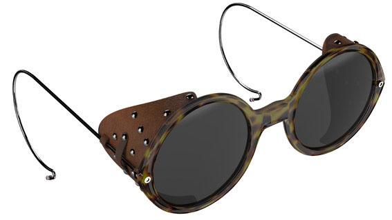 Thom Brone(トム・ブラウン)のファーストコレクションに登場したサングラス。