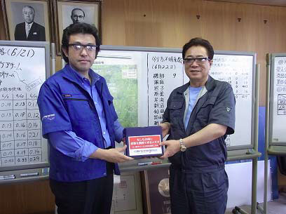 (写真1)立谷秀清 相馬市長。image by アドレンズ ジャパン。