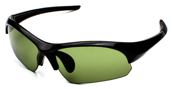 【写真2】JINS Golf(ジンズゴルフ) SG-11N-9001。カラー:ブラック。価格:7,990円。7月21日(木)より発売。image by JINS