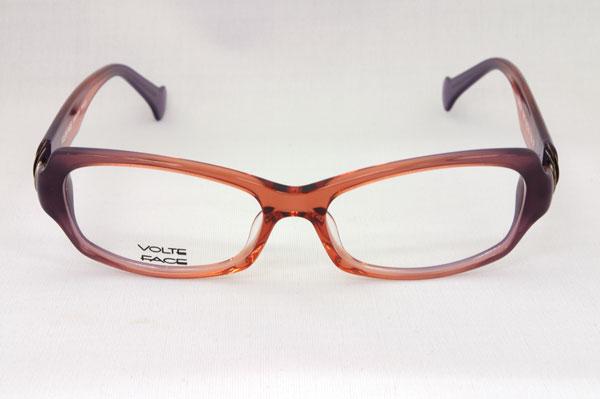 (写真1)VOLTEFACE(ボルトファース) 2011AW新作 URBIA カラー:7060 を正面から見たところ。