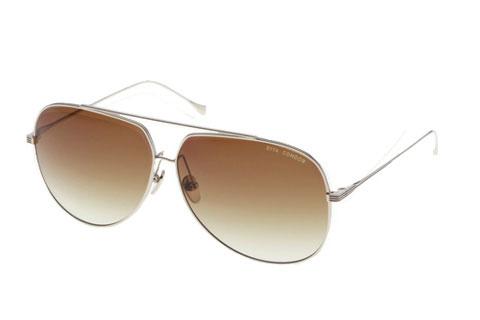 (写真1)DITA(ディータ) CONDOR カラー:Shiny White Gold。希望小売価格:38,850円。