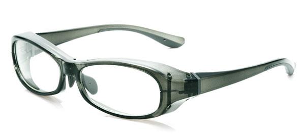 マスクをしてもくもらない度付きokの花粉症用メガネ パリミキメガネ