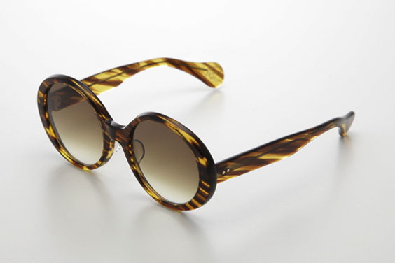 (写真9)piaupiau(ピュピュ) Matilda カラー:brown bamboo(ブラウン)。価格:29,400円。
