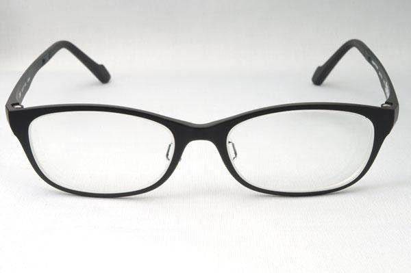 (写真1)Zoff SMART(ゾフ スマート) ZK11011A B-1B を正面から見たところ。【クリックして拡大】