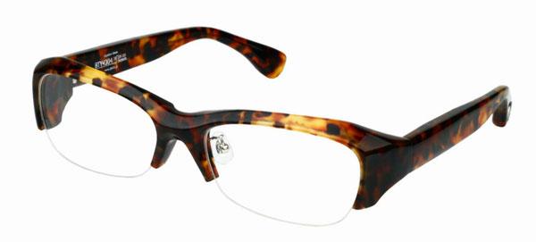 (写真4)Qbrick(キューブリック)BTY4304 カラー:Tortoiseshell。希望小売価格:23,000円。2012年5月中旬発売予定。image by QBRICK