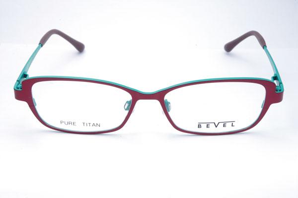 (写真5)BEVEL(ベベル)8638 Rotoonda カラー:ZUCG(Zucchini/Caribbean Green)【クリックして拡大】