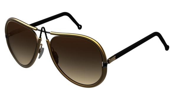 (写真3)pq eyewear designed by Ron Arad(ピーキュー アイウェア バイ ロン・アラッド)Ealing Broadway 2011。 image by BRIDGE Co.【クリックして拡大】