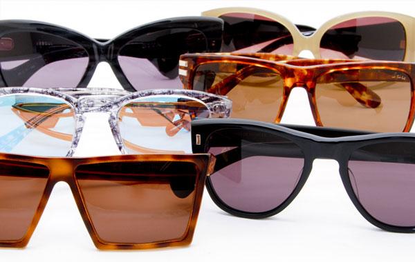 (写真2)EROTICA Sunglass ポップアップショップ 商品の一例 image by EROTICA【クリックして拡大】