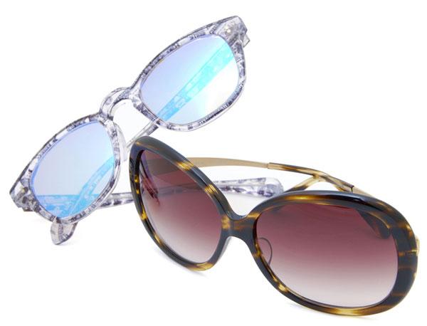 (写真4)EROTICA Sunglass ポップアップショップ 商品の一例 image by EROTICA【クリックして拡大】