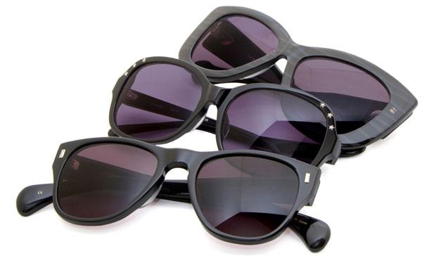 (写真5)EROTICA Sunglass ポップアップショップ 商品の一例 image by EROTICA【クリックして拡大】