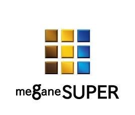 (写真6)メガネスーパーの新しいロゴマーク。image by メガネスーパー