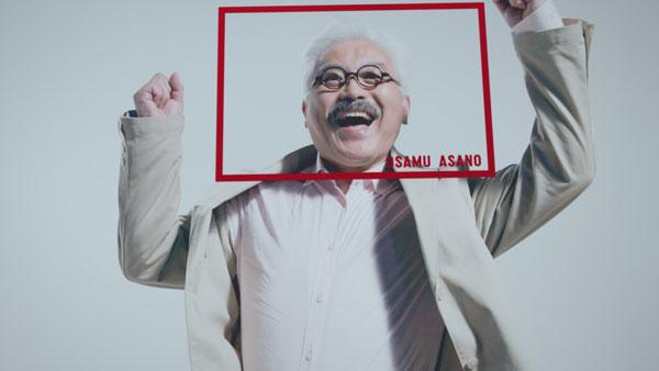 (写真1)JINS(ジンズ)の新CM「JINS 仙台 オープン告知」篇より。【クリックして拡大】image by JINS