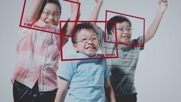 (写真3)JINS(ジンズ)の新CM「JINS 仙台 オープン告知」篇より。【クリックして拡大】image by JINS