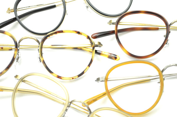 OLIVER PEOPLES(オリバーピープルズ)MP-2。image by Continuer【クリックして拡大】