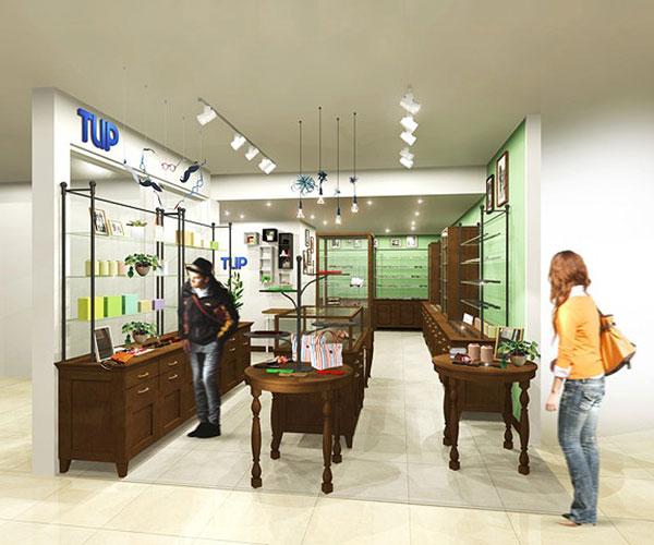 (写真4)TLIP(トリップ)の店舗イメージ。image by EROTICA【クリックして拡大】