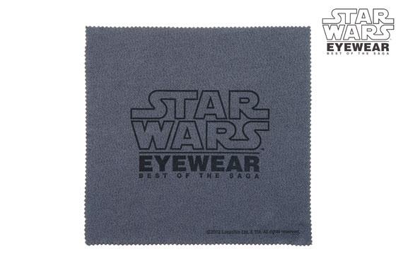 (写真13)StarWars EYEWEAR(スター・ウォーズ アイウェア)「メガネ拭き(全モデル共通)」