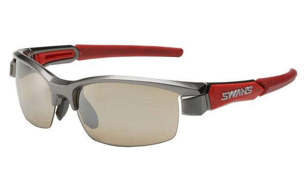 (写真11)スポーツサングラス [スワンズ ライオン シリーズ]。スポーツ時の激しい動きに対応したサングラス。