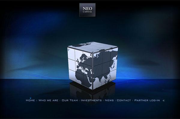 「Neo Capital」(スクリーンショット)