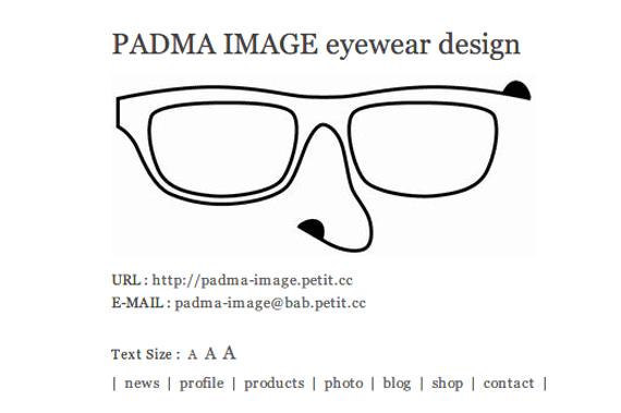 ユーザー発信のトランクショー!   PADMA IMAGE パドマイメージ