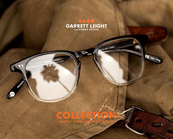GLCO(ジーエルシーオー)のメガネ・サングラスは、カリフォルニアの自由な空気感を感じさせてくれる。image by Continuer【クリックして拡大】