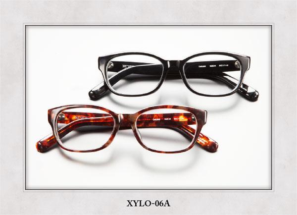 (写真4)XYLO(ザイロ) XYLO-06A。(上)カラー:BK。(下)カラー:DMBR。
