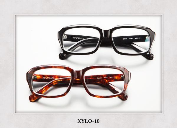 (写真6)XYLO(ザイロ) XYLO-10。(上)カラー:BK。(下)カラー:DMBR。