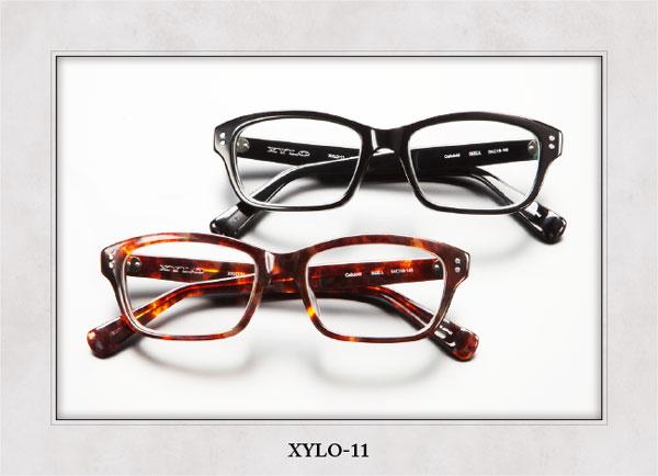 (写真7)XYLO(ザイロ) XYLO-11。(上)カラー:BK。(下)カラー:DMBR。