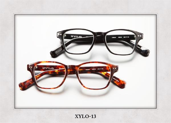 (写真9)XYLO(ザイロ) XYLO-13。(上)カラー:BK。(下)カラー:DMBR。