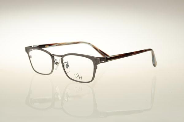 USH(アッシュ)U-022「Glasses」カラー:2 Antique Silver image by USH【クリックして拡大】
