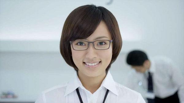 ここで夏菜さんのアップ。image by 愛眼【クリックして拡大】