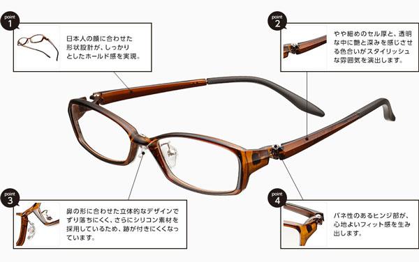 (写真1)AGILE+ BASIC(アジーレプラス ベーシック)は、デザインや掛け心地、質感に細部までこだわっている。