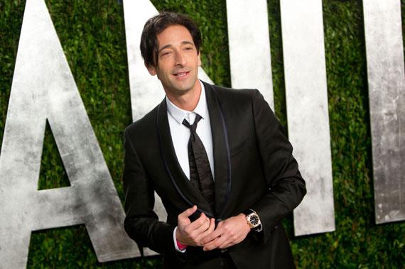 エイドリアン・ブロディ(Adrien Brody)氏。Photo credit: Getty Images