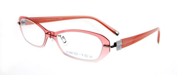 眼鏡市場 NEO-TEX(ネオテックス)NTX-06 image by メガネトップ 【クリックして拡大】