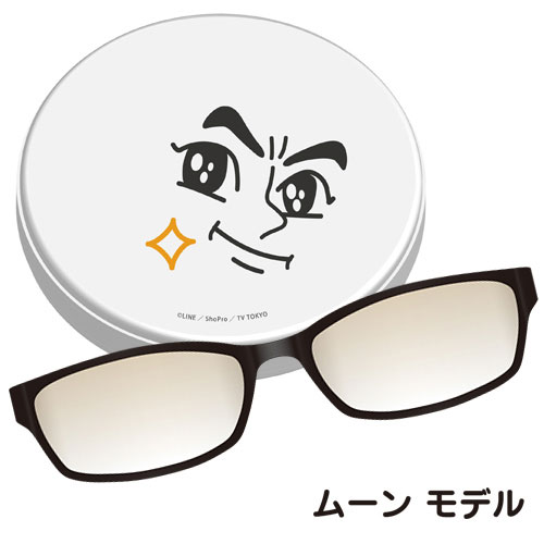 LINE × Coolens PCメガネ(MOON)