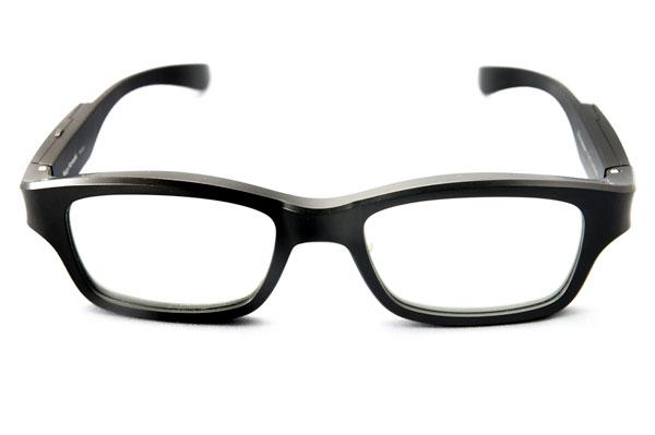 増永眼鏡 Wink Glasses 2013 これは視界がさえぎられないクリアな状態。 【クリックして拡大】