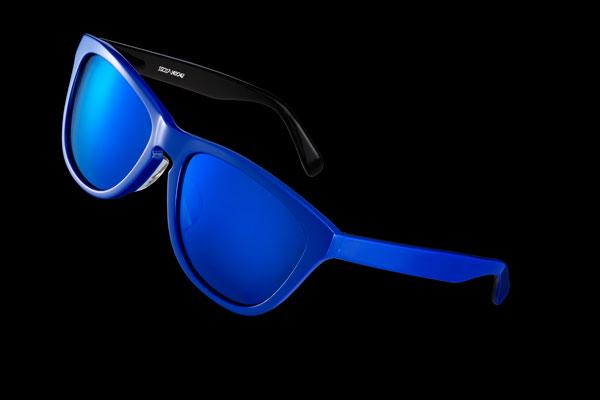 OWNDAYS(オンデーズ) 「SAMURAI BLUE model(サムライ ブルー モデル)」 サングラス image by OWNDAYS 【クリックして拡大】