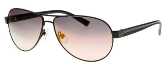 眼鏡市場「パーフェクトUVブロックサングラス」 メタルフレームのティアドロップタイプ。 価格:6,500円(税抜) image by メガネトップ
