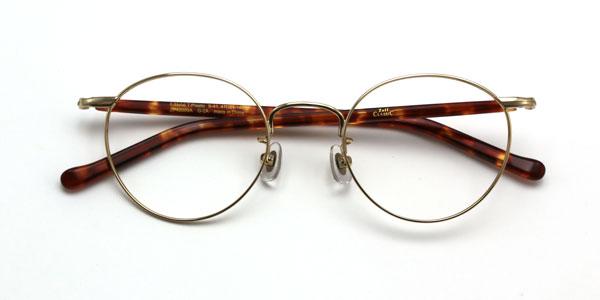 Zoff CLASSIC(ゾフ クラシック)ZP42005 価格:9,000円(税別、標準レンズ代込み) 繊細なデザインとやさしいカラーリングとの組み合わせがかわいい。