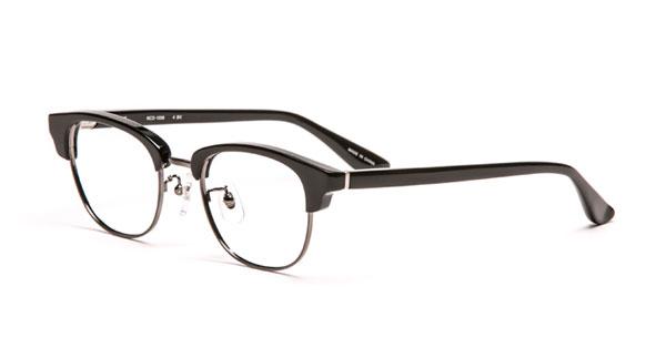ALOOK CLASSIC(アルク クラシック)ALC-012BK 価格:8,640円(税込、標準レンズ代込み)