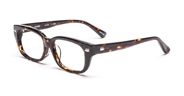 ALOOK CLASSIC(アルク クラシック)ALC-025DMBR 価格:8,640円(税込、標準レンズ代込み)